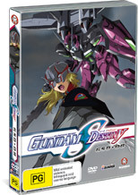 Gundam Seed - Gundam S Destiny: Vol. 8 on DVD