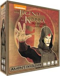 The Legend of Korra: Pro-Bending Arena – Amon's Invasion