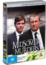 Midsomer Murders - Season 9 Part 2 on DVD