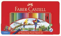 Faber-Castell: Watercolour Sketch (Set of 60) image
