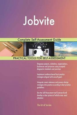 Jobvite Complete Self-Assessment Guide by Gerardus Blokdyk image