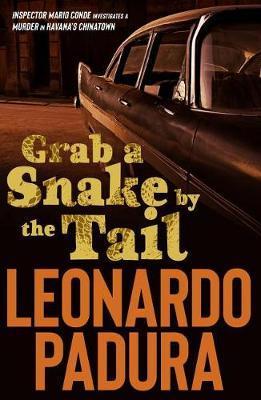 Grab a Snake by the Tail by Leonardo Padura image