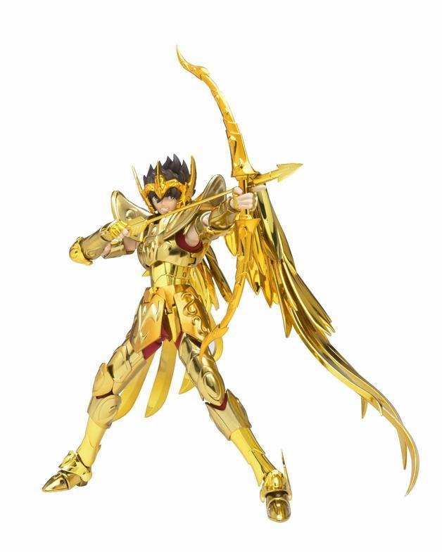 Saint Cloth Myth EX: Sagittarius Seiya - Action Figure