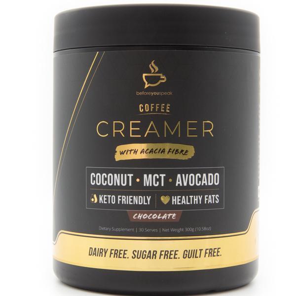 Before You Speak Chocolate Coffee Creamer (30 serves)