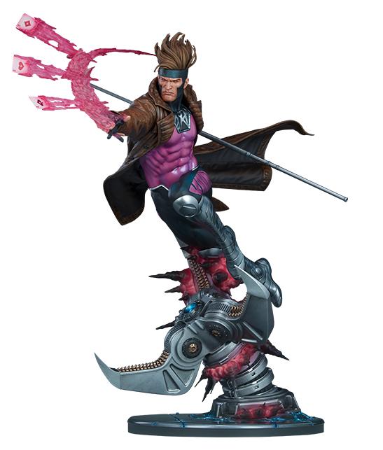 "Marvel: Gambit - 21"" Maquette Statue"