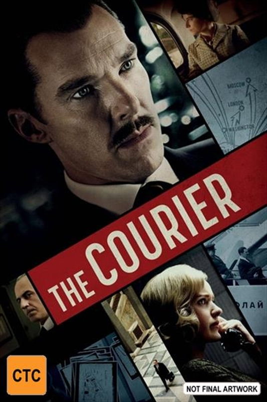 The Courier on DVD