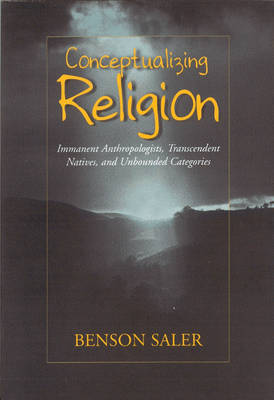 Conceptualizing Religion by Benson Saler image