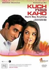 Kuch Naa Kaho (Don't Say Anything) on DVD