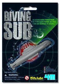 4M Mini Science Diving Submarine