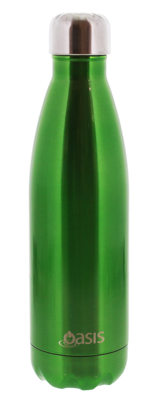 Oasis Insulated Stainless Steel Water Bottle Green