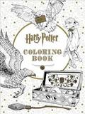 Harry Potter: The Official Coloring Book #1 by Scholastic Inc