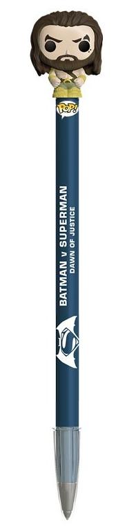 Batman v Superman - Aquaman Pop! Pen Topper image