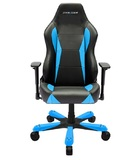 DXRacer Wide Series WZ0 Gaming Chair (Black and Blue) for