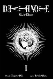 Death Note Black Edition, Vol. 1 by Tsugumi Ohba