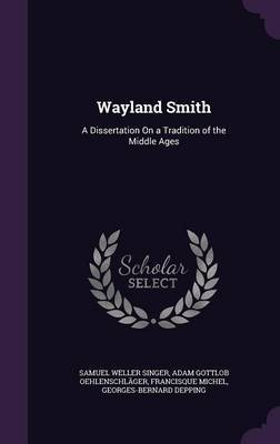 Wayland Smith by Samuel Weller Singer image