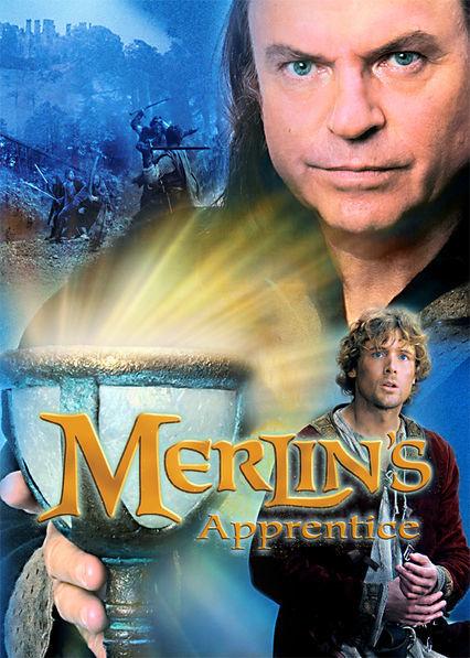 Merlins Apprentice on DVD