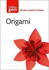 Origami by Trevor Bounford