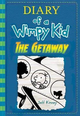 The Getaway by Jeff Kinney image