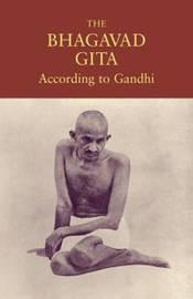The Bhagavad Gita Gandhi by Mahatma Gandhi image