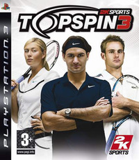 Top Spin 3 for PS3 image