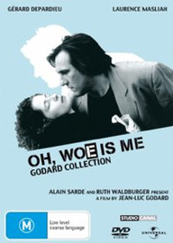 Oh, Woe Is Me on DVD image