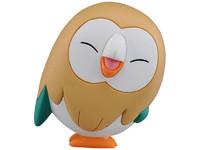 Pokemon: Moncolle EX Rowlet (Smile) - PVC Figure