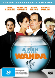 A Fish Called Wanda - Special Edition (2 Disc Set) on DVD