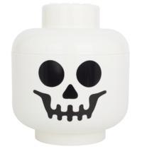 LEGO Storage: Skeleton Head - (Large)