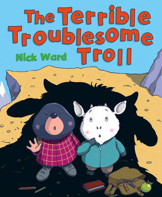 Terrible Troublesome Troll by Nick Ward image