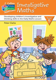 Investigative Maths Year 5 by Peter Clarke image