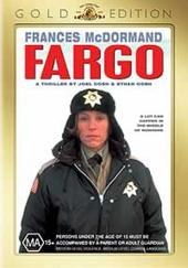Fargo - Gold Edition on DVD