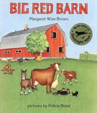 Big Red Barn by Margaret Wise Brown image