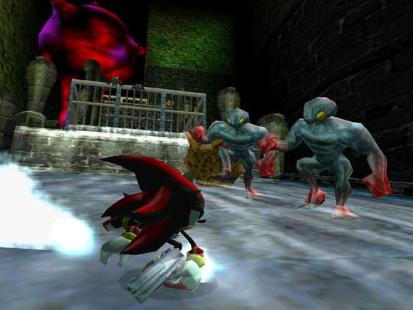 Shadow The Hedgehog for GameCube image