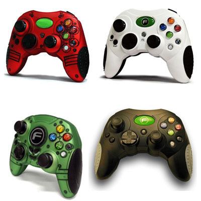 Futuretronics Wireless ProPad - Green for Xbox