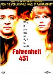 Fahrenheit 451 on DVD