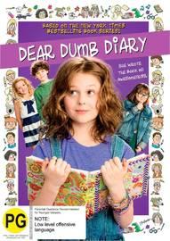 Dear Dumb Diary on DVD