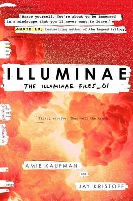 Illuminae by Amie Kaufman image