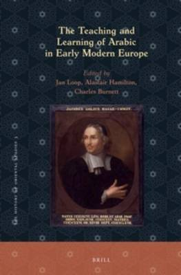 The Teaching and Learning of Arabic in Early Modern Europe image