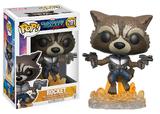 Guardians of the Galaxy: Vol. 2 - Rocket Raccoon (Flying) Pop! Vinyl Figure