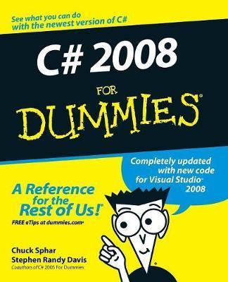 C# 2008 For Dummies by Stephen R. Davis image