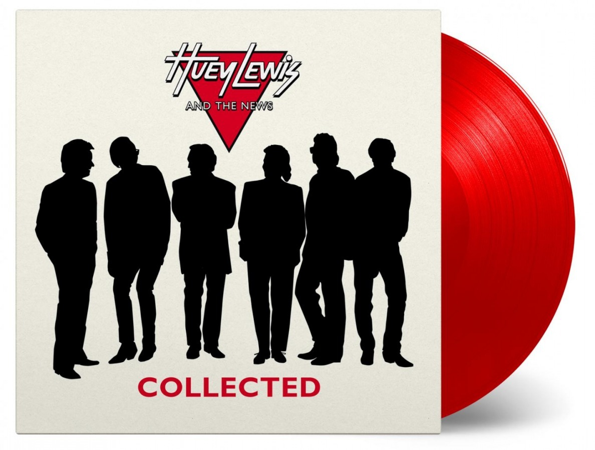 Collected by Huey Lewis & The News image