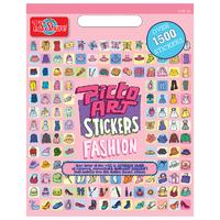 PictoArt: Fashion - Stickers Book