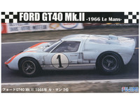 Fujimi: 1/24 Ford GT40 Mk-II (1966 Le Mans Second) - Model Kit