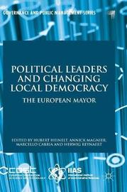 Political Leaders and Changing Local Democracy image