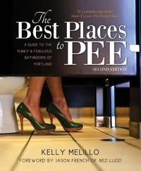 The Best Places to Pee by Kelly Melillo image