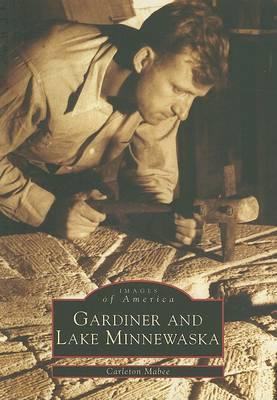Gardiner and Lake Minnewaska by Carleton Mabee