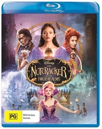 The Nutcracker And The Four Realms on Blu-ray