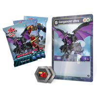 Bakugan: Battle Planet - Card Collector Pack (Garganoid Ultra)