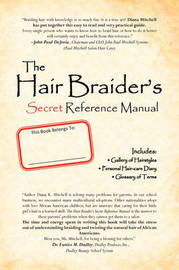 The Hair Braider's Secret Reference Manual by Diana K. Mitchell image