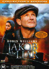 Jakob The Liar on DVD